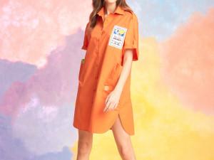 時尚新知 | 本週時尚配色 : 橘色