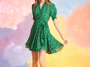 時尚新知 | 本週時尚配色 : 綠色